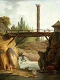 Rendez Vous aux Jardins 2018 -Visite commentée - Méréville : Voyage au cœur d'une Europe fantasmée