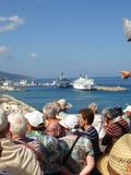 Journées du patrimoine 2016 -Visite commentée de Bastia sur le thème Patrimoine et Citoyenneté (en langue corse)