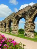 Journées du patrimoine 2016 -Visite commentée de l'aqueduc romain du Gier