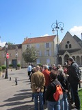 Journées du patrimoine 2016 -Circuit commentée de l'église Saint-Nicolas et du quartier