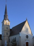 Journées du patrimoine 2016 -Visite commentée de l'église Saint Pierre de Parigné le Pôlin