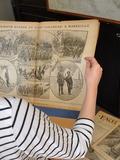 """Journées du patrimoine 2016 -Visite commentée de l'exposition """"1916 : la presse à l'heure de la guerre - l'exemple du journal l'Excelsior"""""""