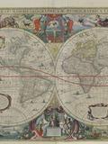 Journées du patrimoine 2016 -Agrandir le monde. Cartes géographiques et livres de voyage (XVe-XVIIIe siècle)
