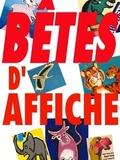 Journées du patrimoine 2016 -Visite commentée de l'exposition d'affiches publicitaires lithographiées inspirées par des animaux (Savignac, Capiello...)
