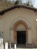 Journées du patrimoine 2016 -Visite commentée de la chapelle des Crues