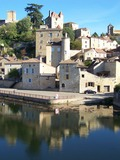 Journées du patrimoine 2016 -Visite commentée de la cité médiévale de Puy-l'Evêque