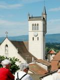 Journées du patrimoine 2016 -Visite commentée de la vieille ville de Morestel