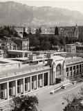 Journées du patrimoine 2016 -Visite commentée des Thermes historiques d'Aix-les-Bains