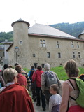 Journées du patrimoine 2016 -Visite commentée du bourg de Saint-Gervais