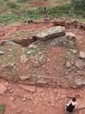 Journées du patrimoine 2016 -Dolmen des Isserts