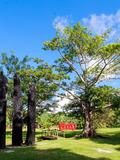 Rendez Vous aux Jardins 2018 -Jardin des sculptures de l'Habitation Clément