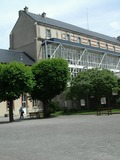 Journées du patrimoine 2016 -Visite commentée du lycée Pierre Bourdan et des espaces réservés aux élèves