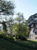 Rendez Vous aux Jardins 2018 -Visite commentée du parc du château des Brosses.