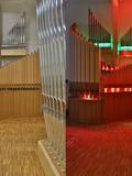 Nuit des musées 2018 -Visite d'Organum XXI dans l'obscurité
