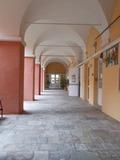 Journées du patrimoine 2016 -Visite de l'ancien couvent des Missionnaires Lazariste (Lycée Jean Nicoli)