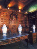 Journées du patrimoine 2016 -Visite de l'apothicairerie