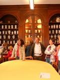 Journées du patrimoine 2016 -Visite de l'apothicairerie d'Arbois