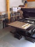Journées du patrimoine 2016 -Visite de l'atelier de lithographie d'Ornans