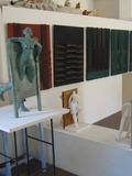 Journées du patrimoine 2016 -Visite de l'atelier du sculpteur Pierre Vallauri