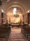 Journées du patrimoine 2016 -Visite de l'église de Margilley