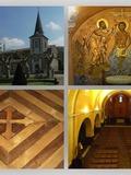 Journées du patrimoine 2016 -Visite de l'église de Saint-Martin