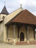 Journées du patrimoine 2016 -Visite de l'église de Saint-Nizier-le-Bouchoux