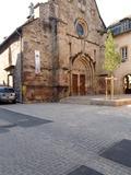 Journées du patrimoine 2016 -Visite de l'Eglise des Pénitents à Saint Geniez d'Olt et d'Aubrac