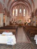 Journées du patrimoine 2016 -Visite libre de l'église Notre-Dame de Salvagnac