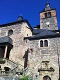 Journées du patrimoine 2016 -Visite de l'église paroissiale de Saint Geniez d'Olt et d'Aubrac