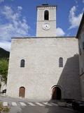 Journées du patrimoine 2016 -Visite de l'église Saint Géraud de Saillans