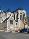 Journées du patrimoine 2016 -Visite de l'église Saint Martin de Vertou