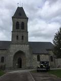 Journées du patrimoine 2016 -Visite de l'église St Christophe de Maussac