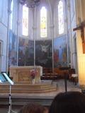 Journées du patrimoine 2016 -Visite de l'Eglise St Pierre et exposition