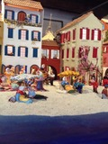 Journées du patrimoine 2016 -Visite de l'exposition « Le village provençal par Maxime Codou »