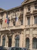 Journées du patrimoine 2016 -Visite de l'Hôtel de Ville de Marseille