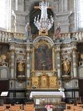Journées du patrimoine 2016 -Visite de l'intérieur de la chapelle Notre Dame Libératrice à Salins-les-Bains