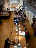 Journées du patrimoine 2016 -Visite de la bibliothèque de la Cinémathèque de Toulouse
