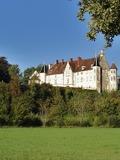 Journées du patrimoine 2016 -Visite de la Chapelle et du Parc du château de Montrambert
