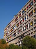 Journées du patrimoine 2016 -Visite de La Cité Radieuse - Le Corbusier (Patrimoine mondial de l'UNESCO)