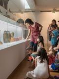 Journées du patrimoine 2016 -Visite de la collection égyptienne