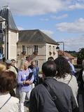 Journées du patrimoine 2016 -Visite commentée de la commune de Longpont