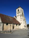 Journées du patrimoine 2016 -Visite de l'église et de la crypte de Chamigny