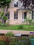 Journées du patrimoine 2016 -Visite de la Faculté de théologie protestante de Paris et de ses jardins