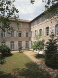 Journées du patrimoine 2016 -La sous-préfecture, ancien hôtel de Salgues