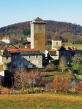 Journées du patrimoine 2016 -Visite de la tour classée MH du XIII° et du musée de la préhistoire du Ségala Quercynois