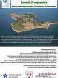 Journées du patrimoine 2016 -Visite découverte de l'île d'Ilur