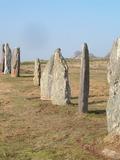 Journées du patrimoine 2016 -Visite découverte des alignements de menhirs du moulin