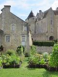 Rendez Vous aux Jardins 2018 -Visite libre des jardins de la basse-cour du château