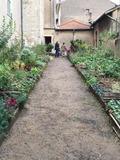 Rendez Vous aux Jardins 2018 -Visite découverte du jardin d'inspiration médiévale et Renaissance de l'église Saint-Martin de Malzéville