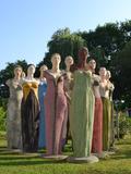 Rendez Vous aux Jardins 2018 -Visite découverte du jardin des poètes et des anges